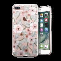 iPhone 5/6/7/Plus 原創保護殼:花叢