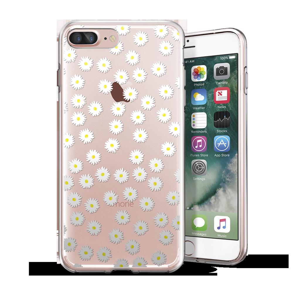 iPhone 5/6/7/Plus 原創保護殼:小雛菊