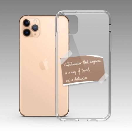 [PUPU] 溫暖金句 iPhone 耐衝擊保護殼