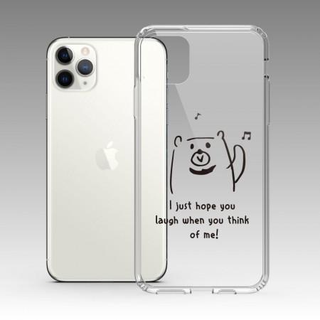[PUPU] 微笑熊 iPhone 耐衝擊保護殼