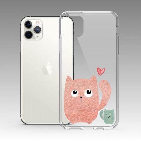 [PUPU] 貓咪 IPHONE 耐衝擊保護殼