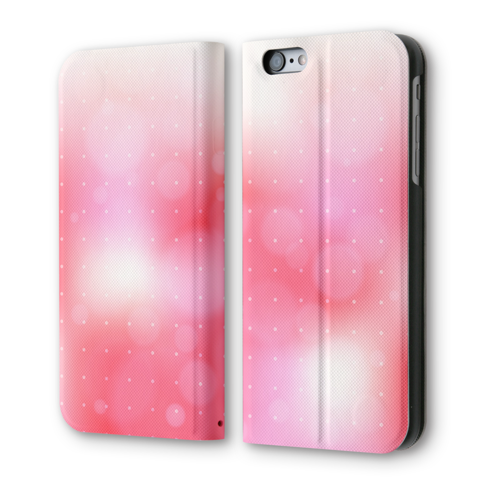 夢幻圓點 iPhone 6 / Plus 可立式翻蓋皮套