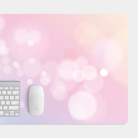 粉色夢幻 電競滑鼠墊 餐墊
