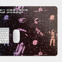 黑白格紋 電競滑鼠墊 餐墊