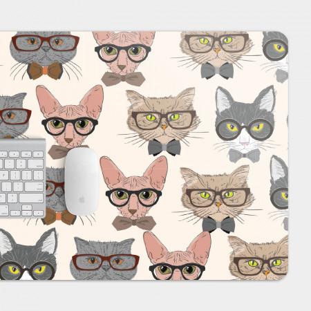 叢林老虎 電競滑鼠墊 餐墊