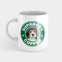 [OTAKU] Super Cry 米格魯 極度靠杯 可上傳個人照片