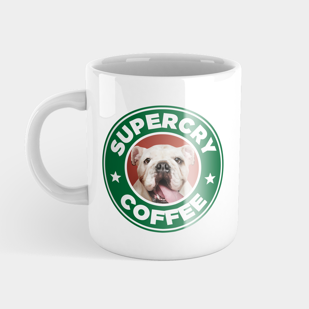[OTAKU] Super Cry 鬥牛犬