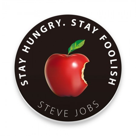 [FRAGILE] Stay Hungry Stay Foolish