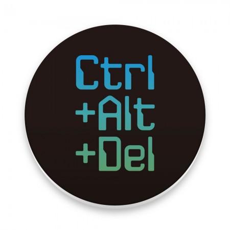 [CTRL+Z] CTRL + ALT + DEL