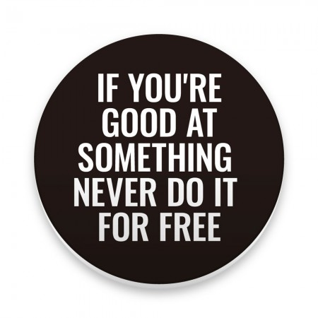 [OTAKU] 如果你很擅長某件事, 就不要免費做這件事