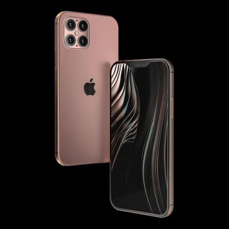 iPhone 12 玫瑰金即將推出?
