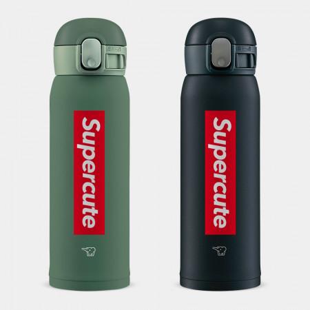 [OtaKuso] Super Cute 極度可愛 象印 One Touch 彈蓋運動水瓶