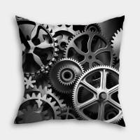 機械 滿版雙面印刷客製化抱枕