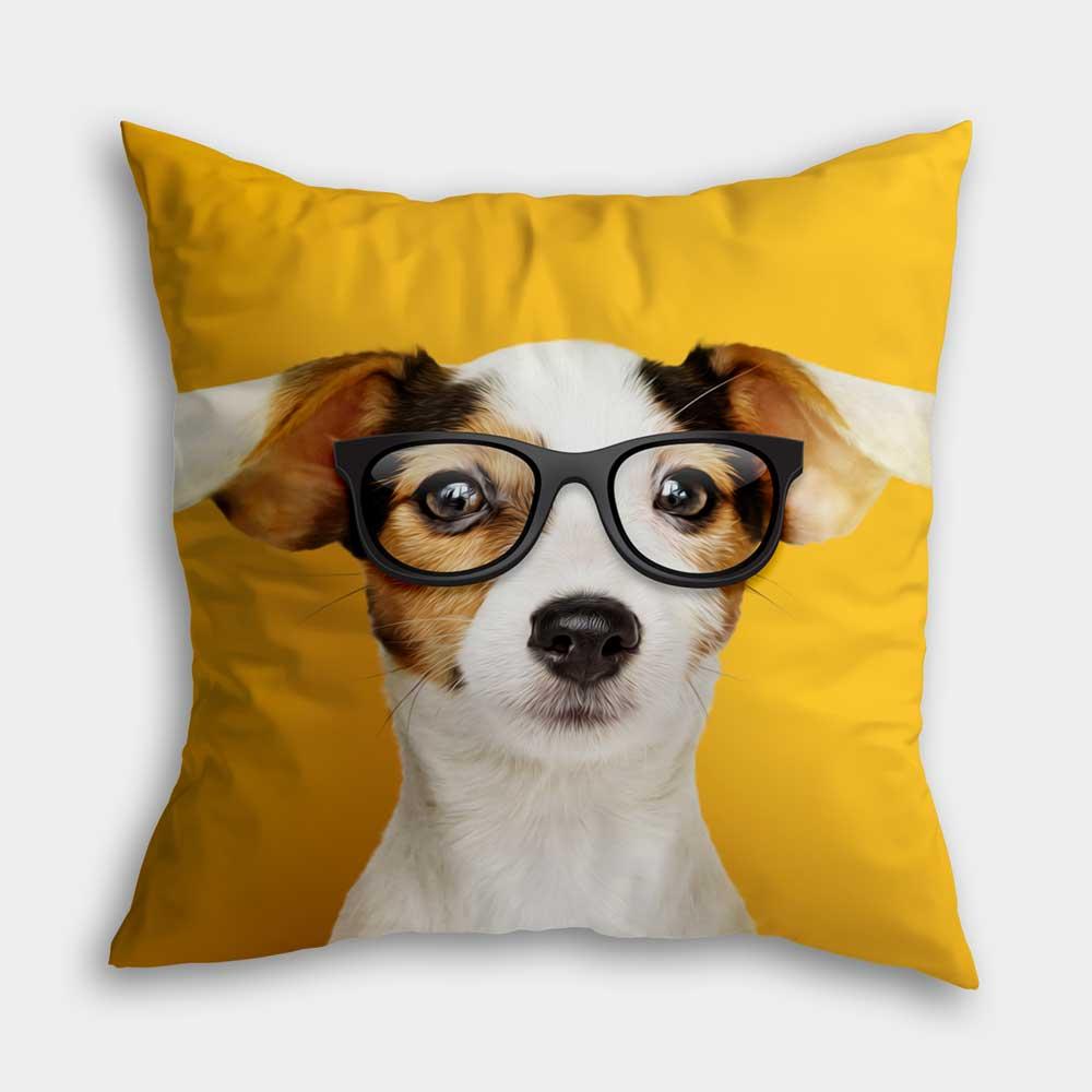 杰克羅素梗 熱烈好評可愛狗狗抱枕