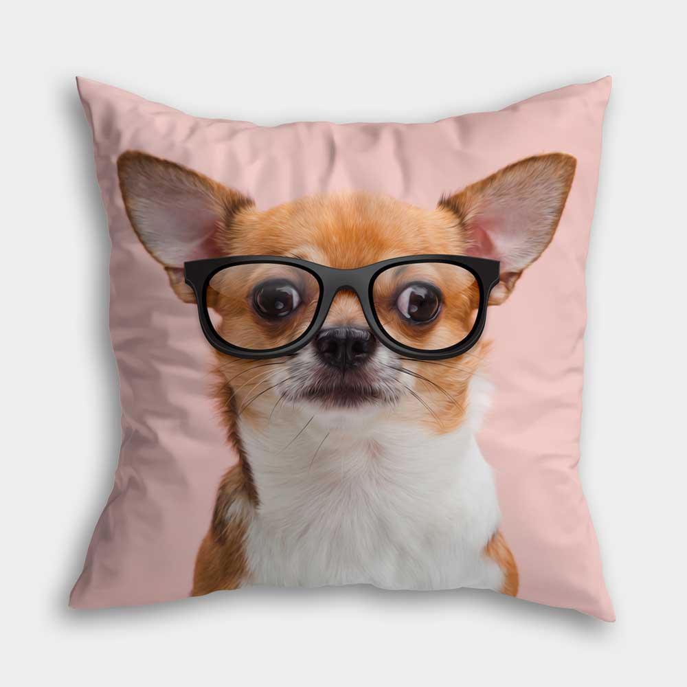 吉娃娃 熱烈好評可愛狗狗抱枕