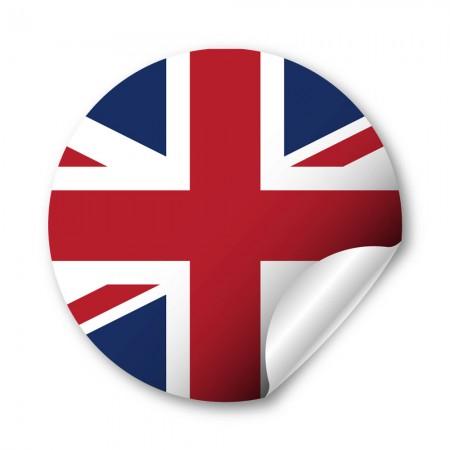英國44mm 胸章