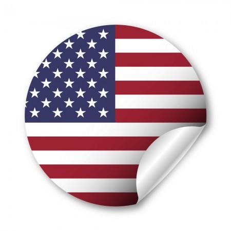 美國44mm 胸章