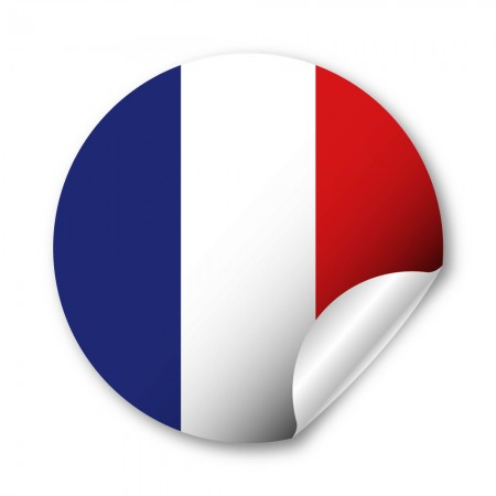 法國44mm 胸章