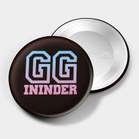 [OTAKU] GGININDER 44mm 胸章