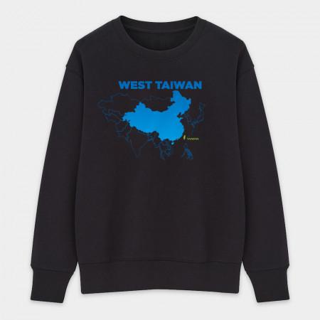 西台灣 West Taiwan (藍)