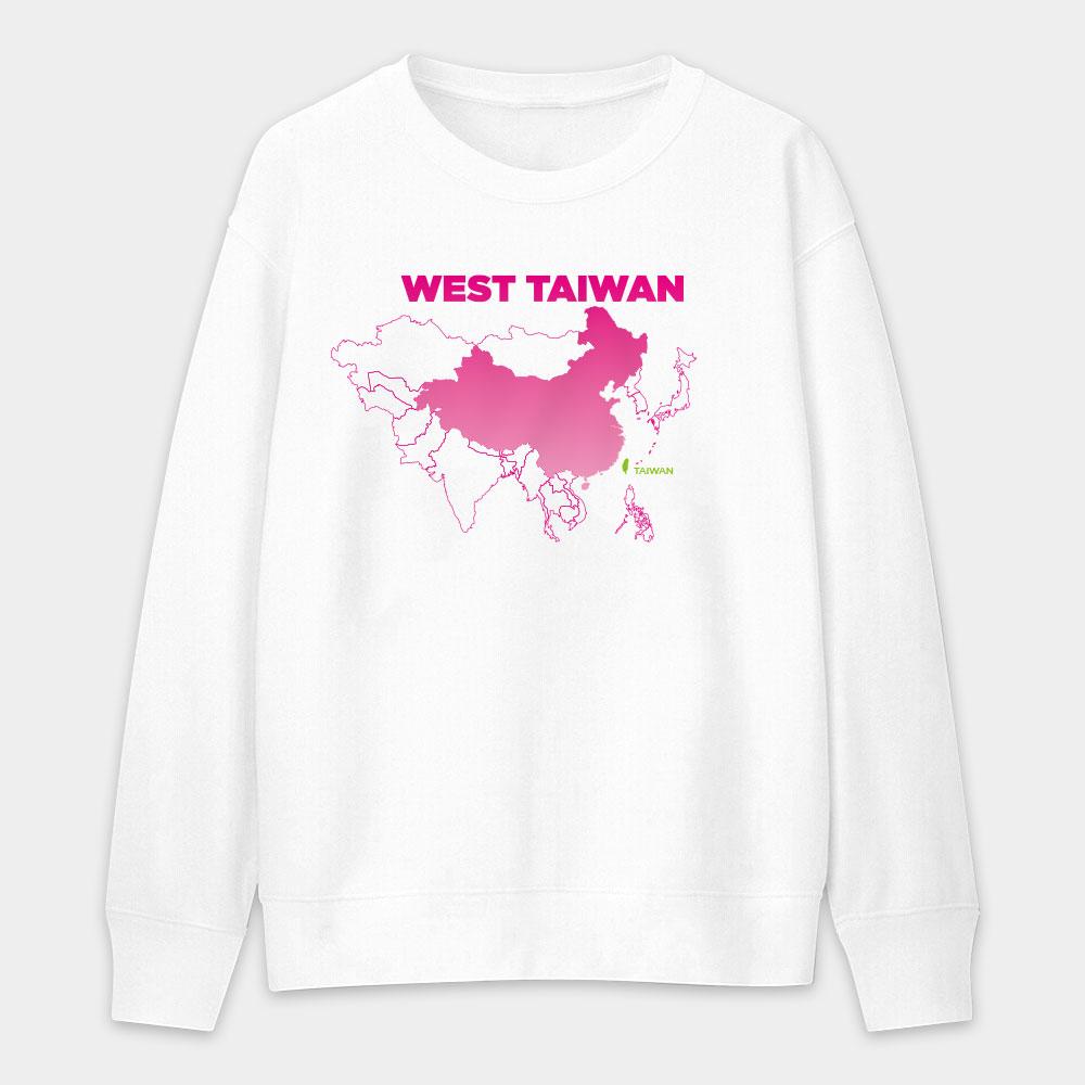 西台灣 West Taiwan(粉)