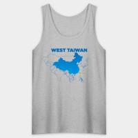 西台灣 West Taiwan(藍)