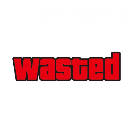 GTA wasted