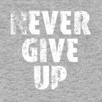 Never Give Up 永不放棄