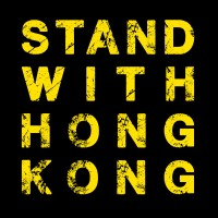[FRAGILE] STAND WITH HONG KONG 創意潮TEE