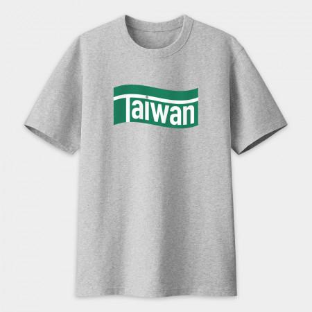 TAIWAN No.1 羽球金牌紀念T