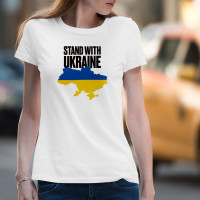 STAND WITH HONG KONG 香港加油潮 TEE 大人小孩共13種尺寸