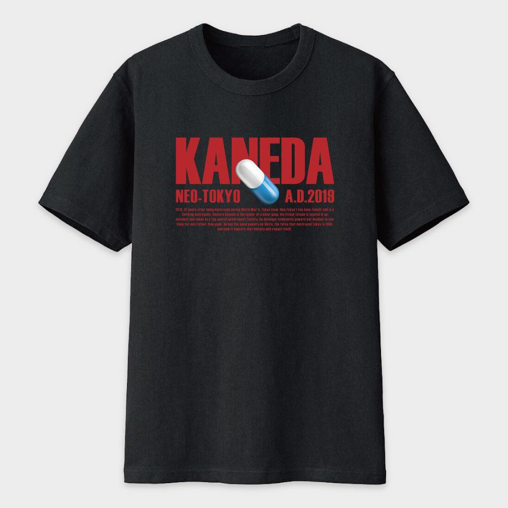 KANEDA 金田 NEO-TOKYO A.D 2019  動漫同人 TEE 大人小孩共13種尺寸