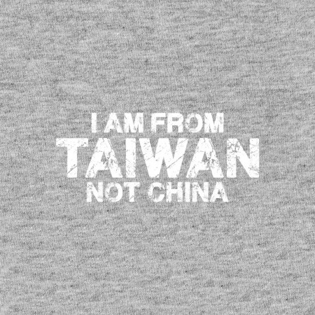 [FRAGILE] I AM FROM TAIWAN