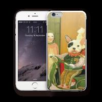 [南君] 人氣插畫家南君 iPhone 耐衝擊防摔保護殼 獨家贈送蝴蝶結緞帶