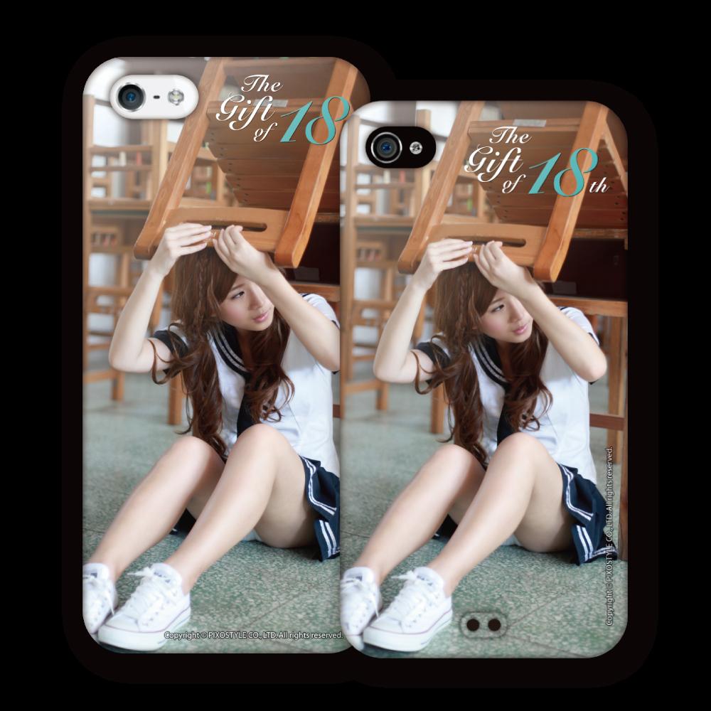 雞排妹 iPhone Style Case - 雞排妹學生