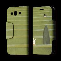 南君  Galaxy S3 翻蓋式皮套 朋友