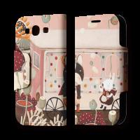 南君  Galaxy S3 翻蓋式皮套 初戀