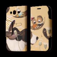 南君  Galaxy S3 翻蓋式皮套 結局之二